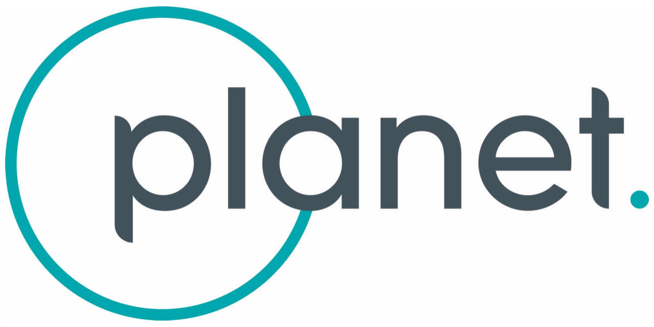 Sponsor: Planet Labs Logo