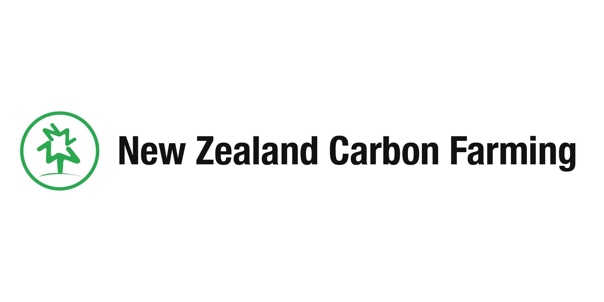 Sponsor: NZ Carbon Farming Logo